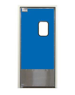 Eliason Traffic Door with Plastic Laminate