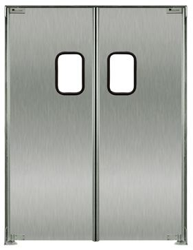 Chase Stainless Steel Traffic Doors