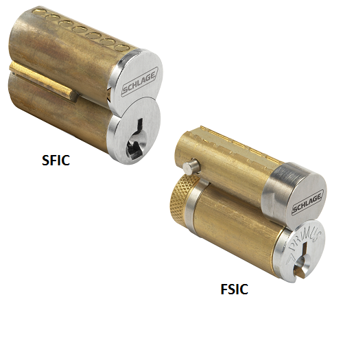 Full Size IC Core (FSIC) and Small Format IC Core (SFIC)