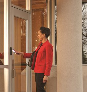 Door Security Keycard
