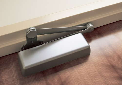 Door closer with Parallel Arm