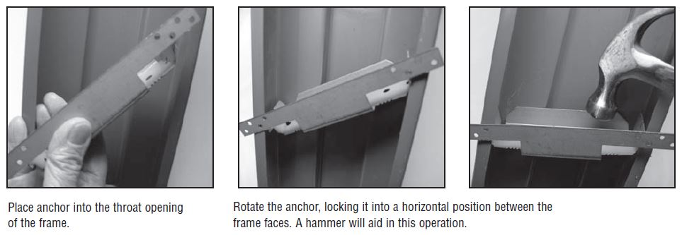 5 Types Of Hollow Metal Frame Anchors Beacon