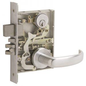 Mortise Lock With Deadbolt