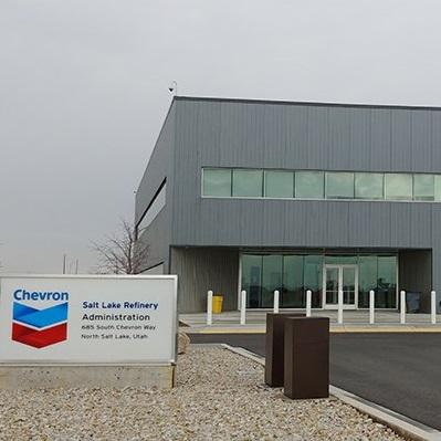 Chevron new buildings