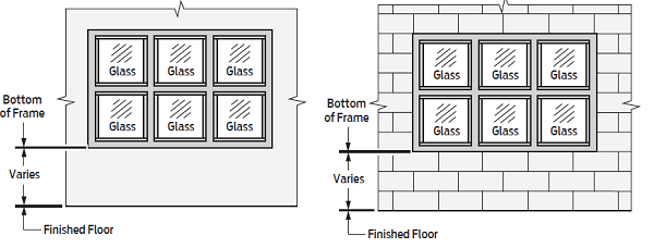 Fire Rated Window Frames