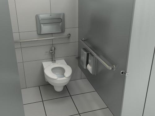 Washroom Accessories Stall