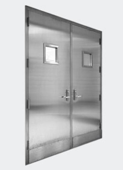 Stainless Steel Door and Frame