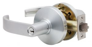 Cylindrical Door Lock