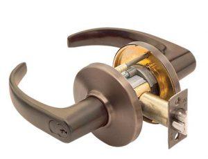 Best Cylindrical Lock Dark Bronze