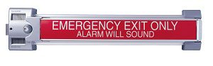 Emergency Exit Device with Alarm