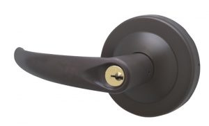 Oil Rubbed Bronze Lever
