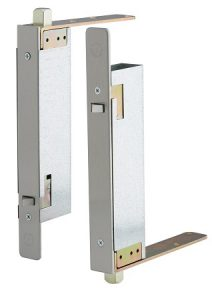 Automatic Flush Bolts for Wood Doors