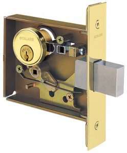 Mortise Deadbolt
