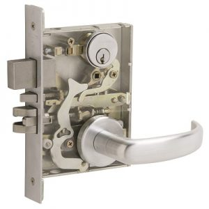 Mortise Lock With Deadbolt