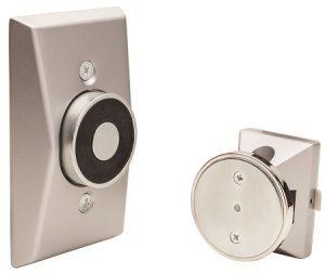 LCN Wall Mounted Magnetic door holder