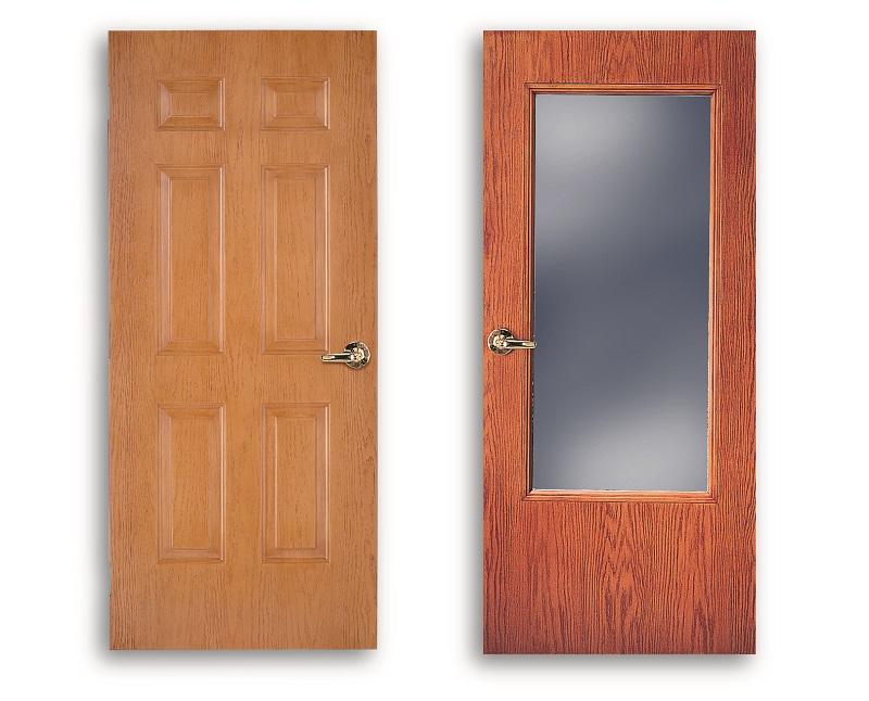 Steelcraft Graintech Hollow Metal Doors