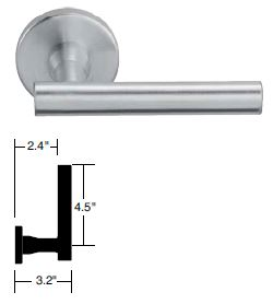 L-Series Decorative M51 Lever Trim