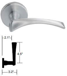 L-Series Decorative M61 Lever Trim
