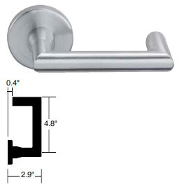 L-Series Decorative M81 Lever Trim