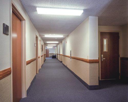 lds chapel doors