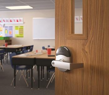 classroom door lock