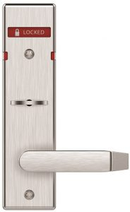 Mortise Lock Indicator Locked